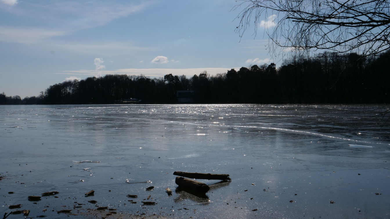 Eis an der Havel