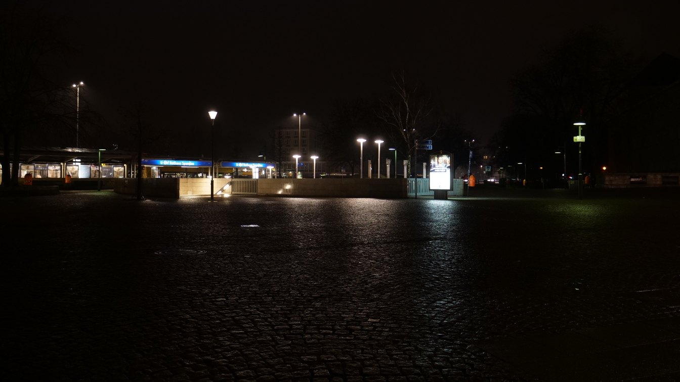 Nacht in Spandau